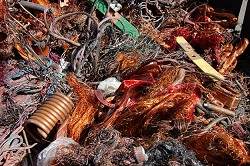 Licence on colour scrap metal Ukraine