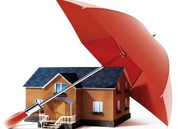 Insurance of real estate