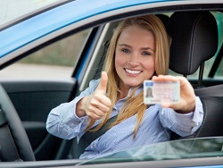Car driver licence