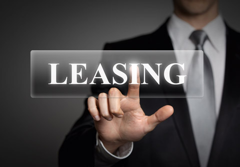 Leasing company to buy